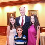 Dr. Michael McGovern with children