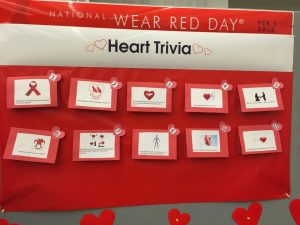 13th Annual National Wear Red Day for Women