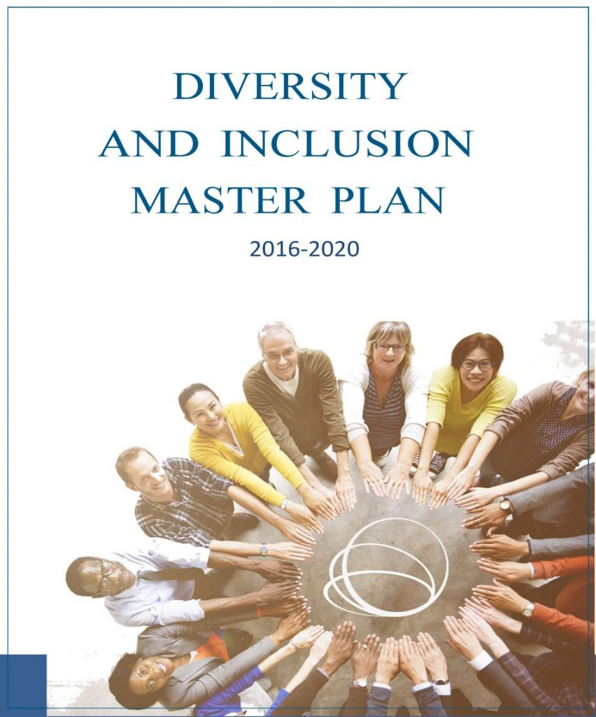 Diversity Inclusion Plan cover