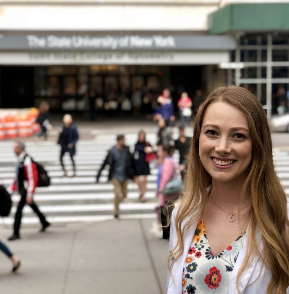 Nicole Mercho, Class of 2020