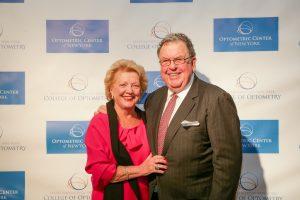 Bill Moran and Barbara Saltzman