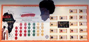 Black History Month Inspiration Wall Nosa 2021