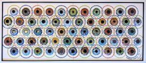 Eyes of the World Mosaic