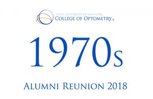 1970s - Alumni Reunion 2018