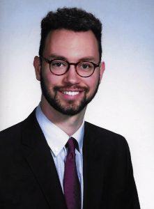 David M. Spengler, Class of 2020