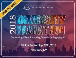 Diversity Hackathon banner