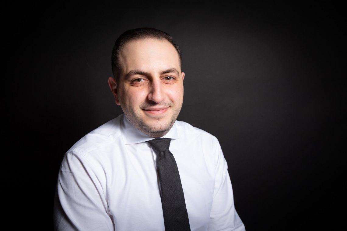 Jason Gebran, Class of 2019