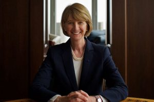 SUNY Chancellor Kristina Johnson