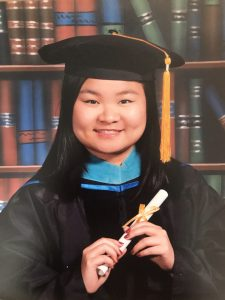 Linh Chieu, Class of 2020