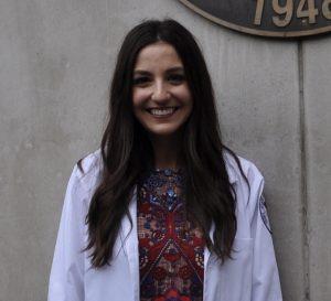 Natalie Paré, Class of 2020
