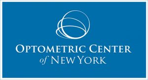 Optometric center of new york logo