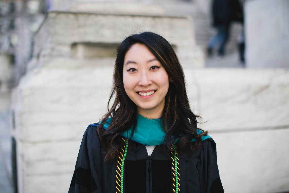 Priscilla Kuo, Class of 2019