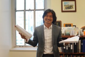 Dr. Quy Nguyen, OD Director of Career Development