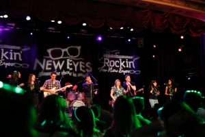 New Eyes For The Needy's Rockin' For New Eyes