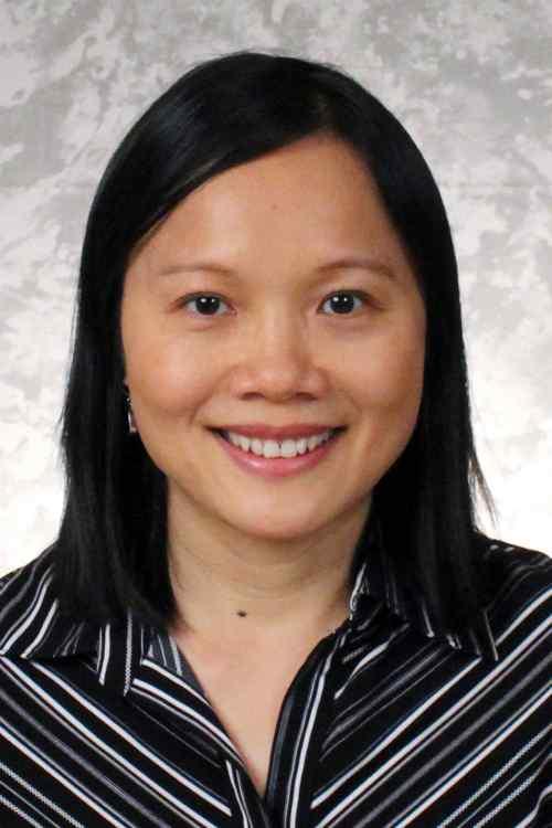 """Dr. Juan """"Jenny"""" Huang"""